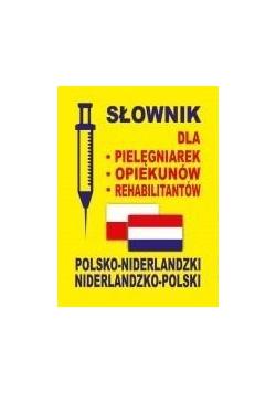 Słownik pol-nid-pol dla pielęgniarek, opiekunów...