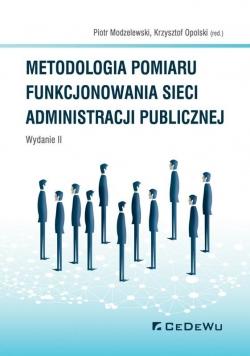Metodologia pomiaru funkcjonowania sieci administr