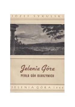 Jelenia Góra perła Gór olbrzymich, 1946r.