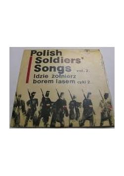 Polish Soldiers' Songs, vol.2, płyta winylowa