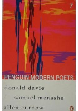 Penguin Modern Poets