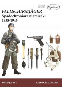 Fallschirmjger.Spadochroniarz niemiecki 1935-1945