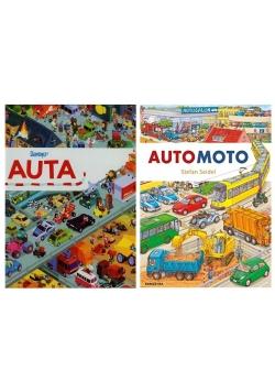 Pakiet - AUTA + AUTOMOTO
