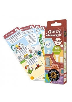 Xplore Team Quizy dla dzieci 9-10 lat