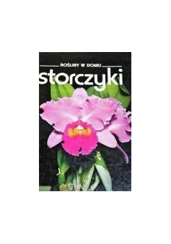 Rośliny w domu Storczyki