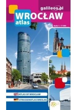 Atlas - Wrocław 1:17 000
