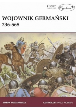 Wojownik germański 236-568
