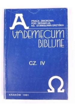 Vademecum Biblijne