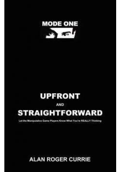 Unfront and straightforward