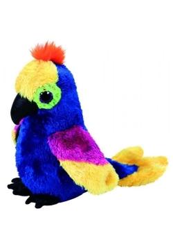 Beanie Boos Wynnie - Kolorowa Papuga 15cm