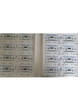 The Gospel Unto all nations, zestaw kaset