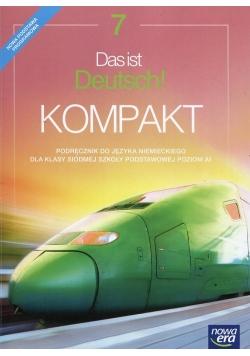 Das ist Deutsch Kompakt 7 Podręcznik