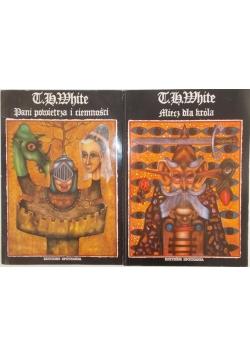 Był sobie raz na zawsze król, zestaw 2 książek
