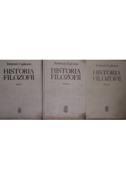 Historia filozofii. Tom IV-VI