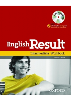 English Result Intermediate WB Pack Oxford