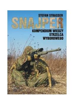 Snajper. Kompedium wiedzy strzelca wyborowego