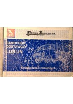Samochód dostawczy Lublin. Katalog części zamiennych