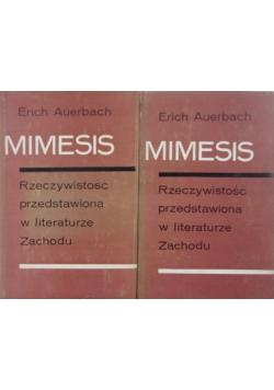 Mimesis. Rzeczywistość przedstawiona w kulturze Zachodu, t. 1-2