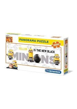 Puzzle Panorama Minionki 1000
