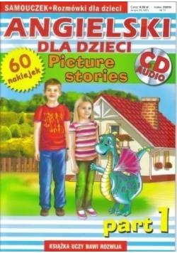Angielski dla dzieci Picture stories 1 + CD
