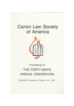 Canon Law Society of America
