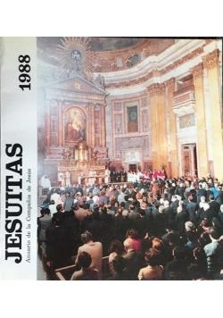 Jesuitas. Anuario de la Compania de Jesus 1988