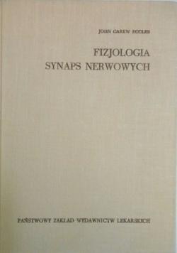 Fizjologia synaps nerwowych