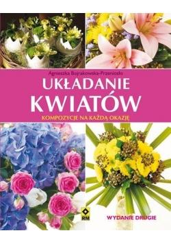 Układanie kwiatów. Wyd. II