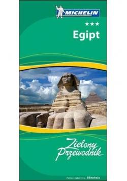 Zielony Przewodnik - Egipt Wyd. I