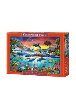 Puzzle 3000 Paradise Cove CASTOR