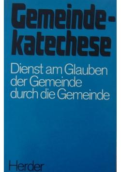Gemeindekatechese