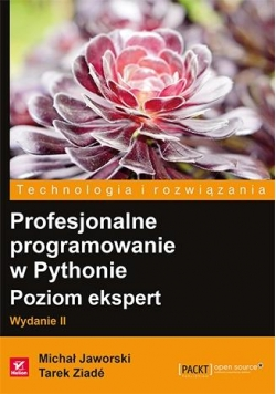 Profesjonalne programowanie w Pythonie w.II