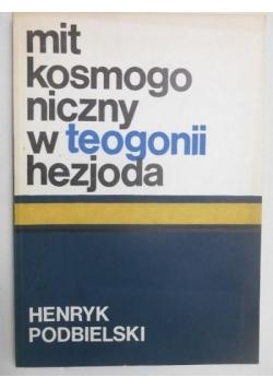 Mit kosmogoniczny w teogonii Hezjoda