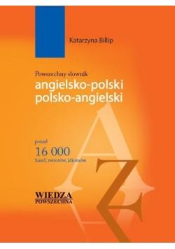 Powszechny słownik ang-pol-ang
