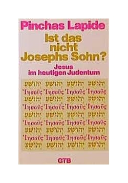 Ist das nicht Josephs Sohn?