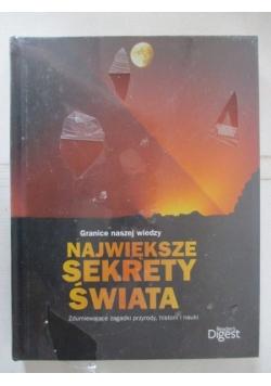 Największe sekrety świata, Nowa