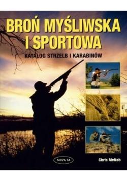 Broń myśliwska i sportowa. Katalog strzelb...