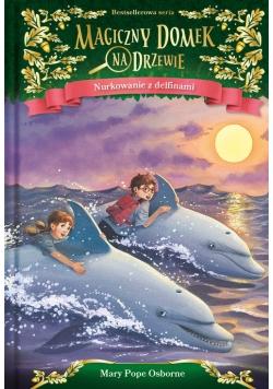 Magiczny domek na drzewie Nurkowanie z delfinami
