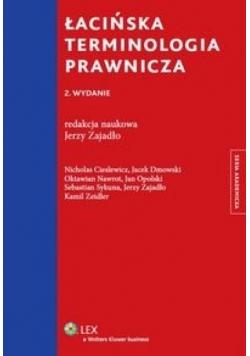 Łacińska terminologia prawnicza