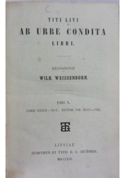 Ab Urbe Condita,1866r.