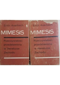Mimesis, t. I-II