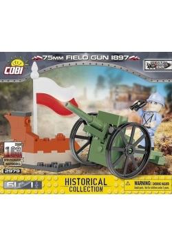 Small Army Field Gun 1897 francuska armata polowa