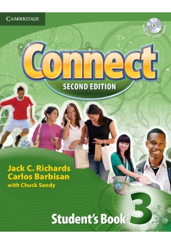 Connect 3 Student's Book + Self-study Audio CD