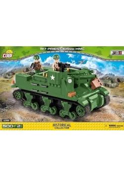 Small Army M7 Priest 105mm HMC amerykańska haubica