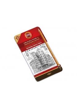 Ołówek grafitowy 1582/6B-6H (12szt)