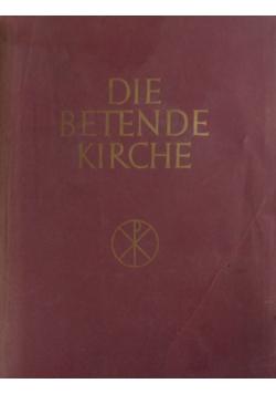 Die Betende Kirche,1927r.