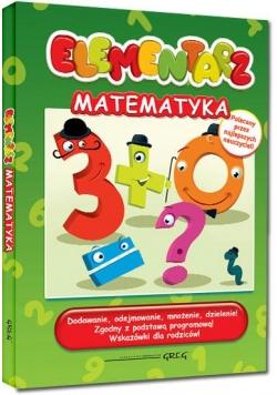 Elementarz - Matematyka TW GREG