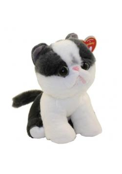 Beanie Babies Yang - Biały Kotek 15cm