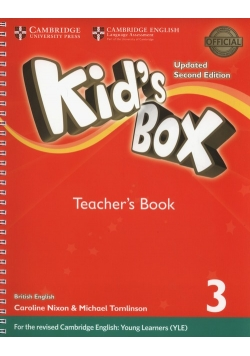 Kids Box 3 Teacher's Book