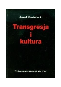 Transgresja i kultura